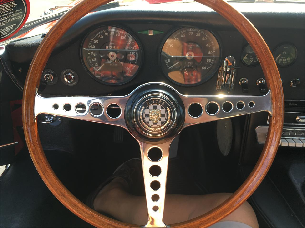 1967 Jaguar E-Type for sale in Monclova, OH – photo 7