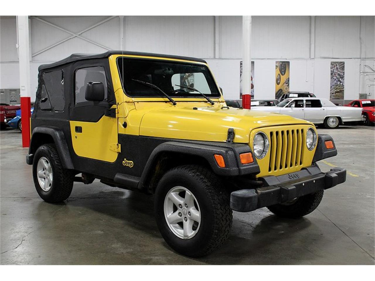 2005 Jeep Wrangler for sale in Kentwood, MI – photo 7