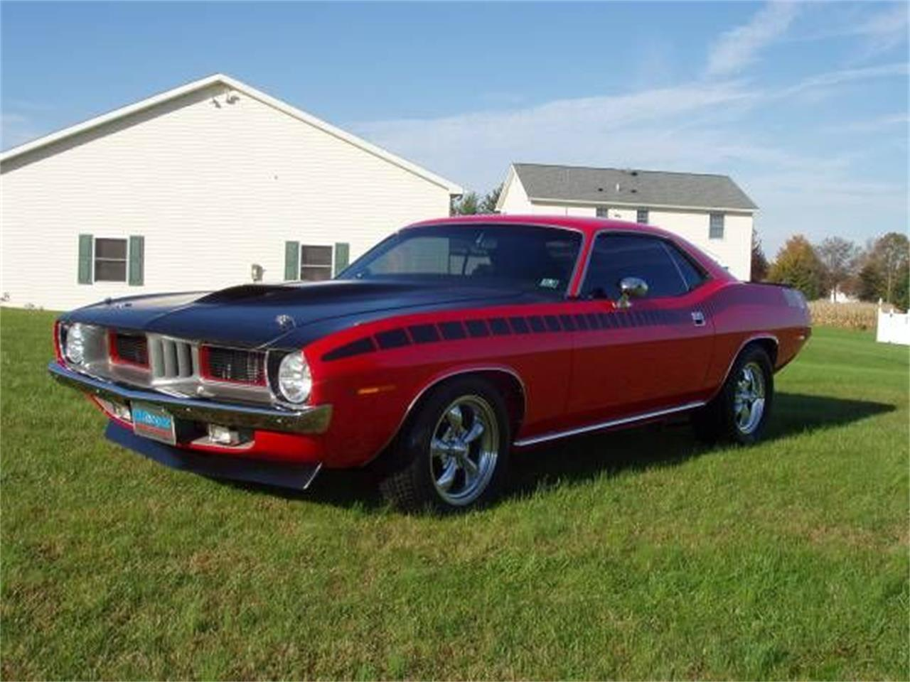 1972 Plymouth Barracuda for sale in Cadillac, MI – photo 6