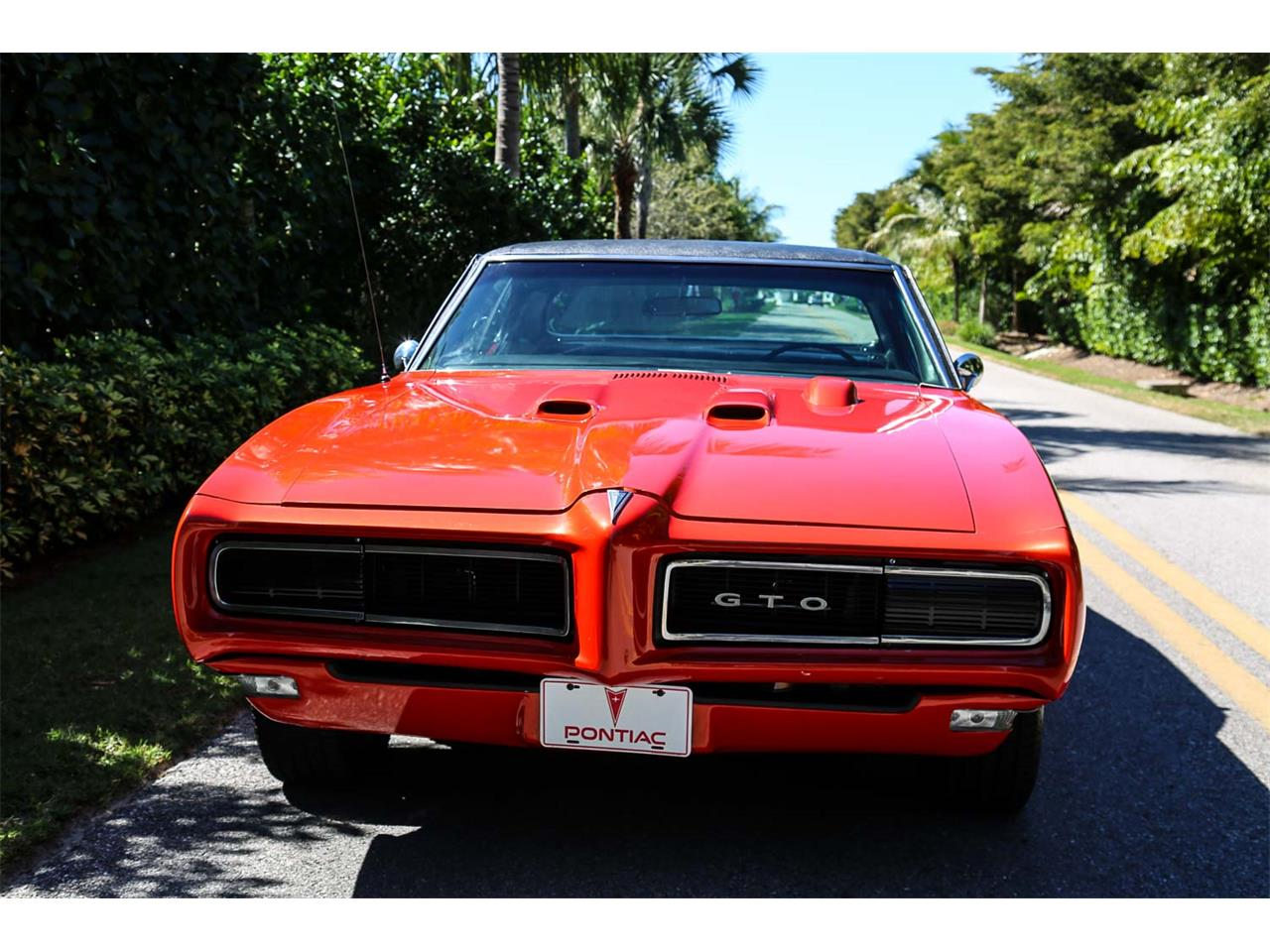 1968 Pontiac GTO for sale in Fort Myers, FL – photo 30