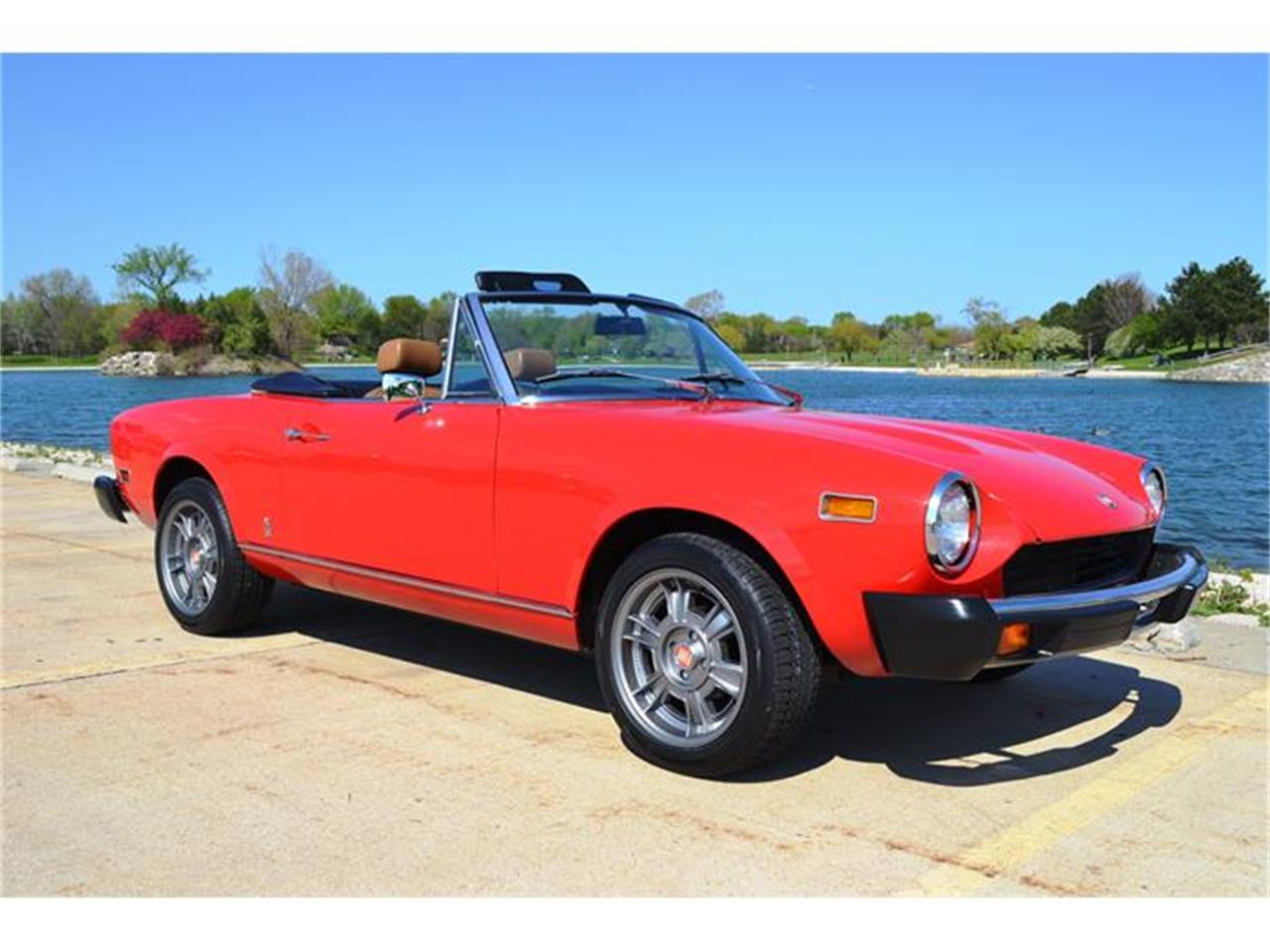 1977 Fiat 124 for sale in Barrington, IL – photo 6