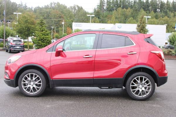 2018 BUICK ENCORE SPORT TO Sport Touring BEST deals! for ...