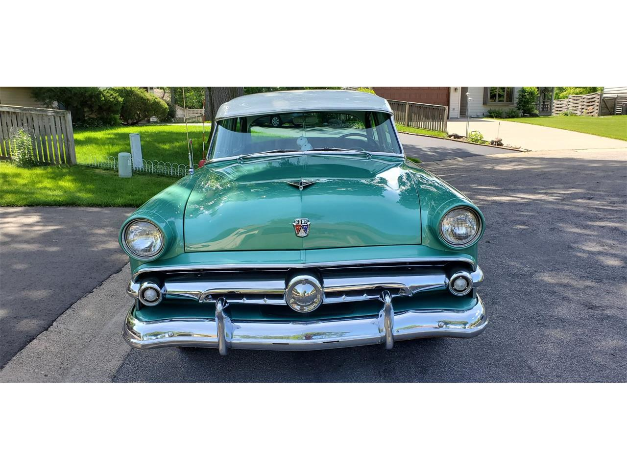 1954 Ford Crestliner for sale in Annandale, MN – photo 3