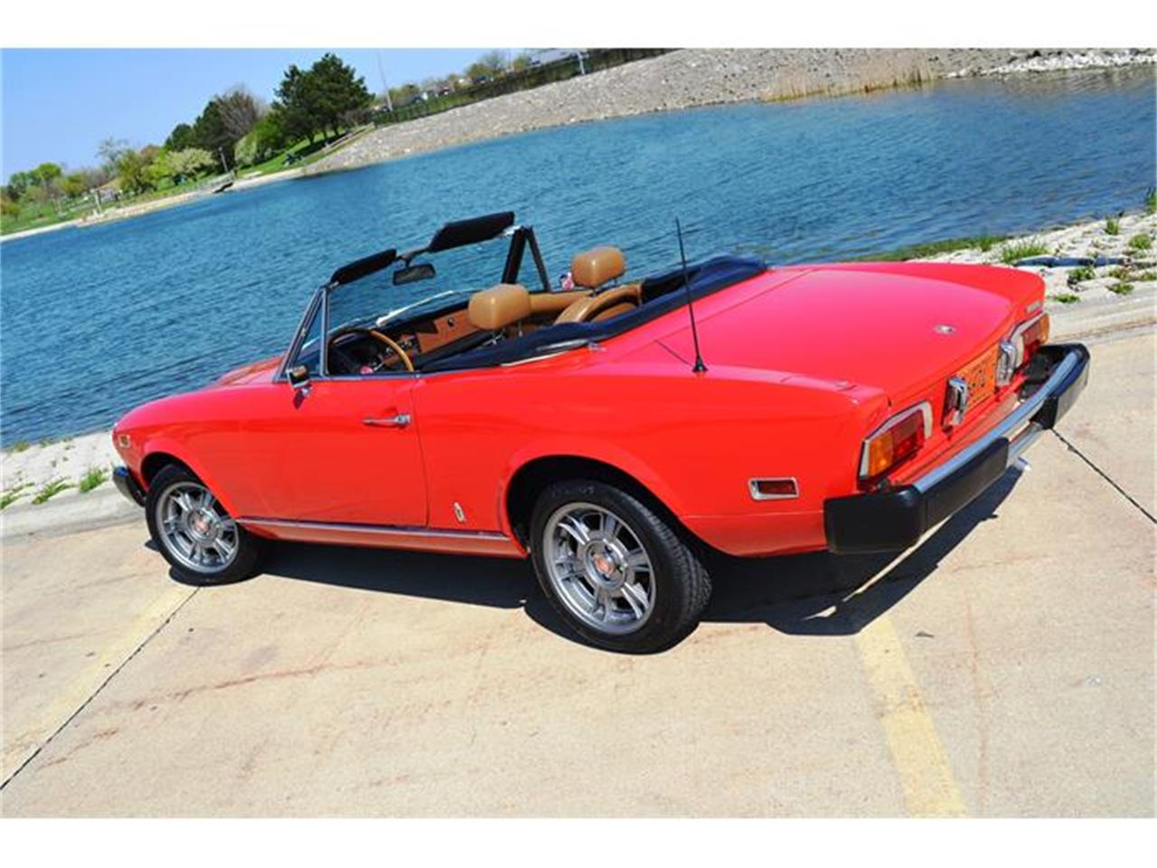 1977 Fiat 124 for sale in Barrington, IL – photo 13