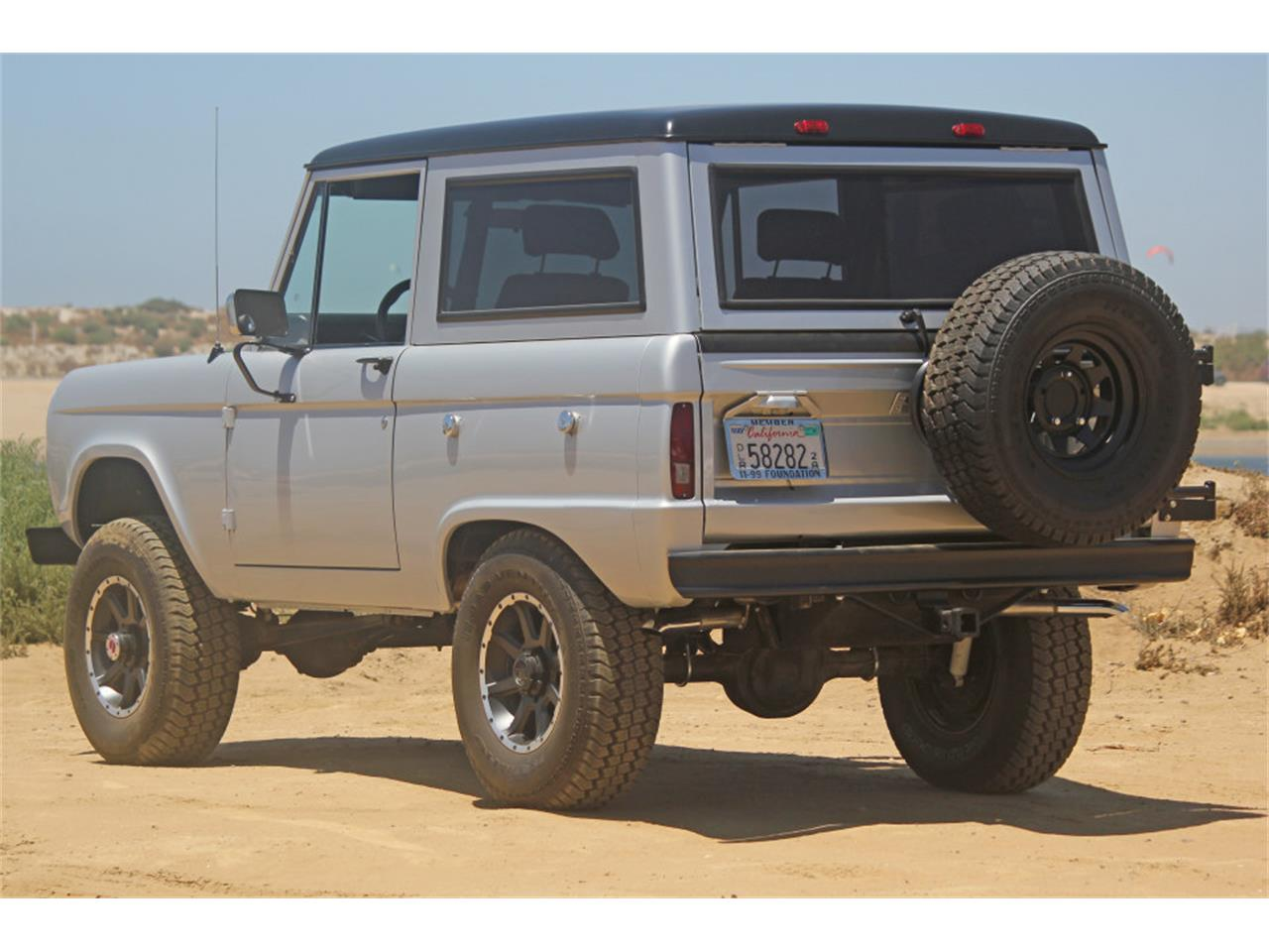 1969 Ford Bronco for sale in San Diego, CA – photo 8