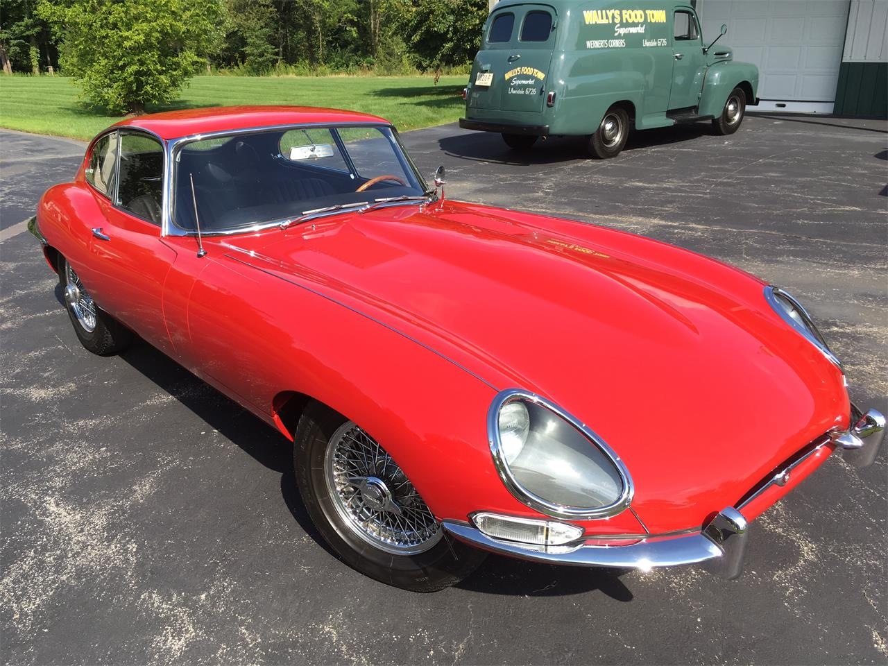 1967 Jaguar E-Type for sale in Monclova, OH – photo 3