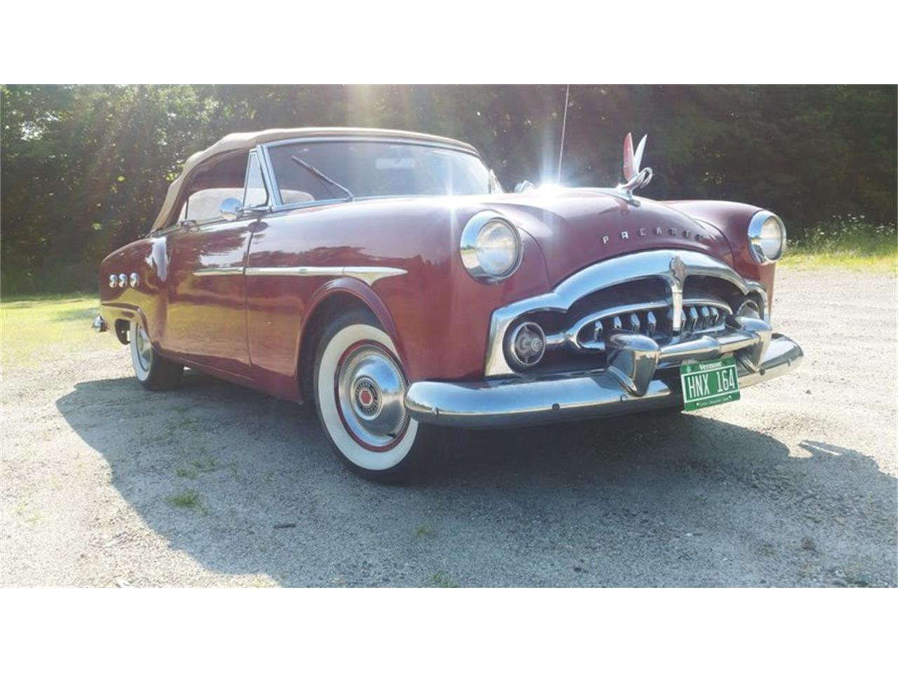 1951 Packard 250 for sale in Saratoga Springs, NY
