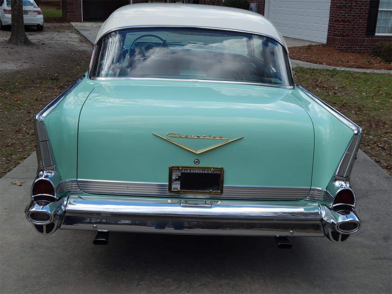 1957 Chevrolet Bel Air for sale in Online, Online Auction – photo 22