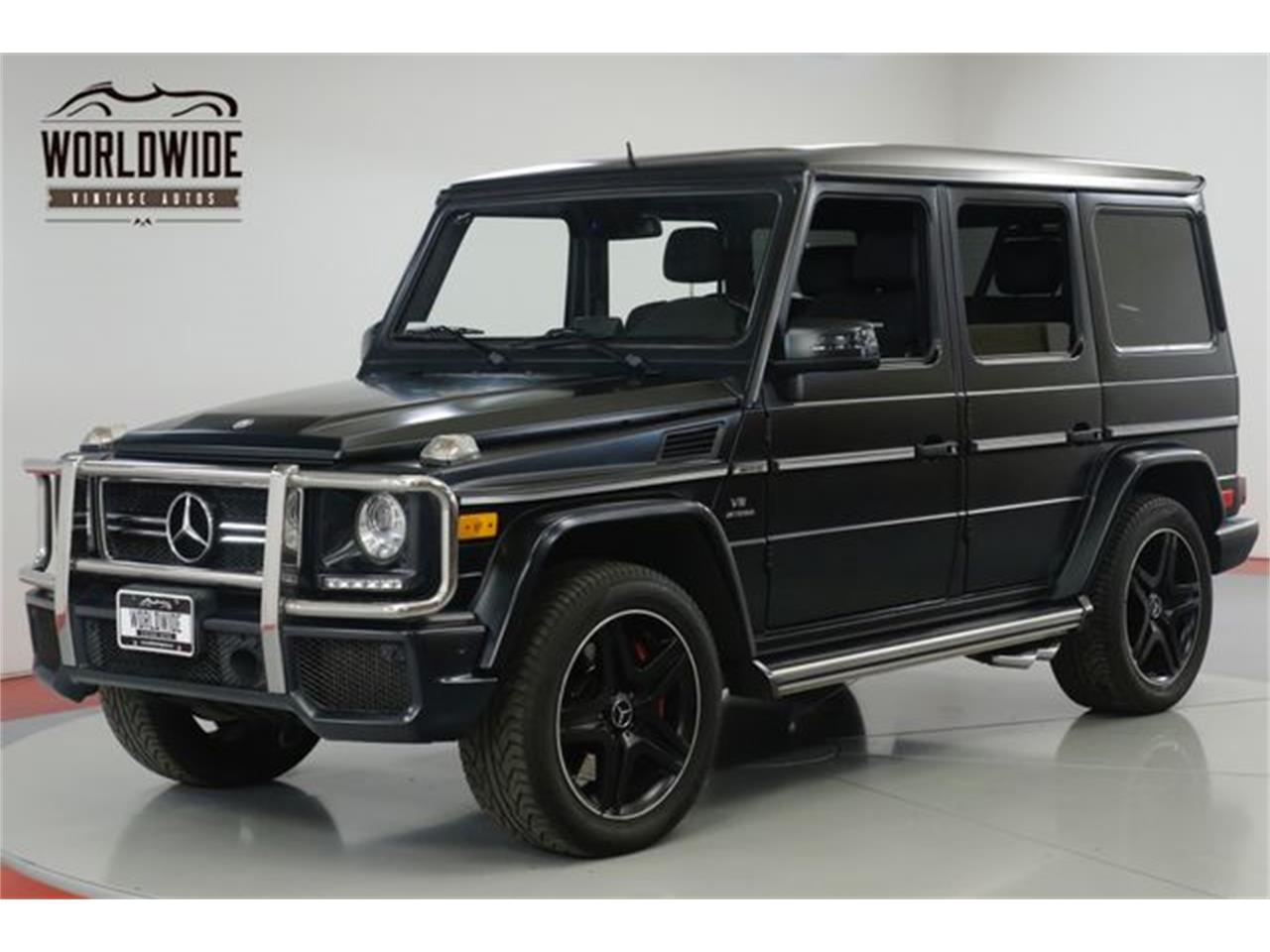 2014 Mercedes-Benz G63 for sale in Denver , CO – photo 77