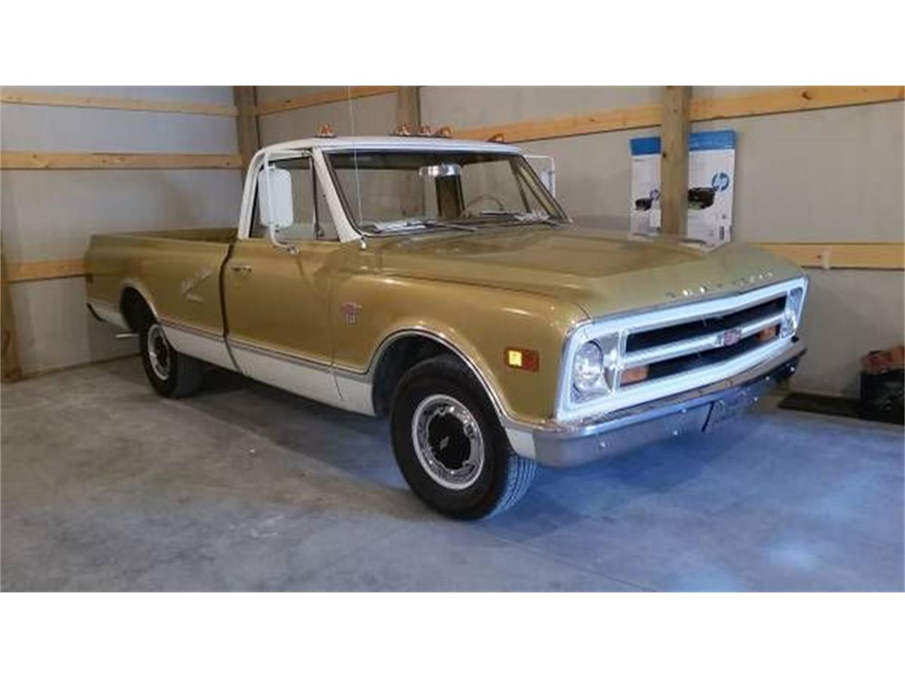 1968 Chevrolet C10 for sale in Cadillac, MI