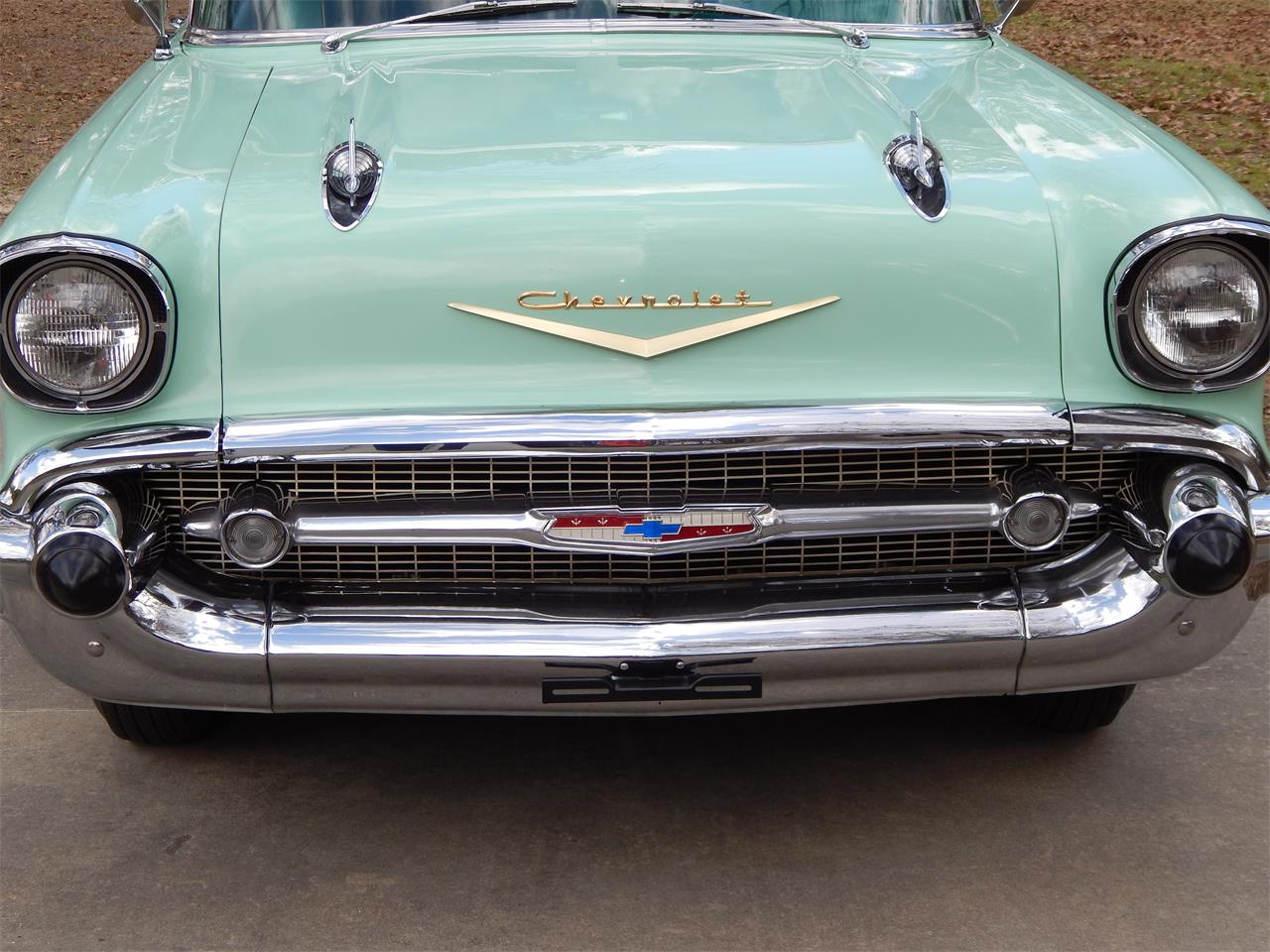 1957 Chevrolet Bel Air for sale in Online, Online Auction – photo 8