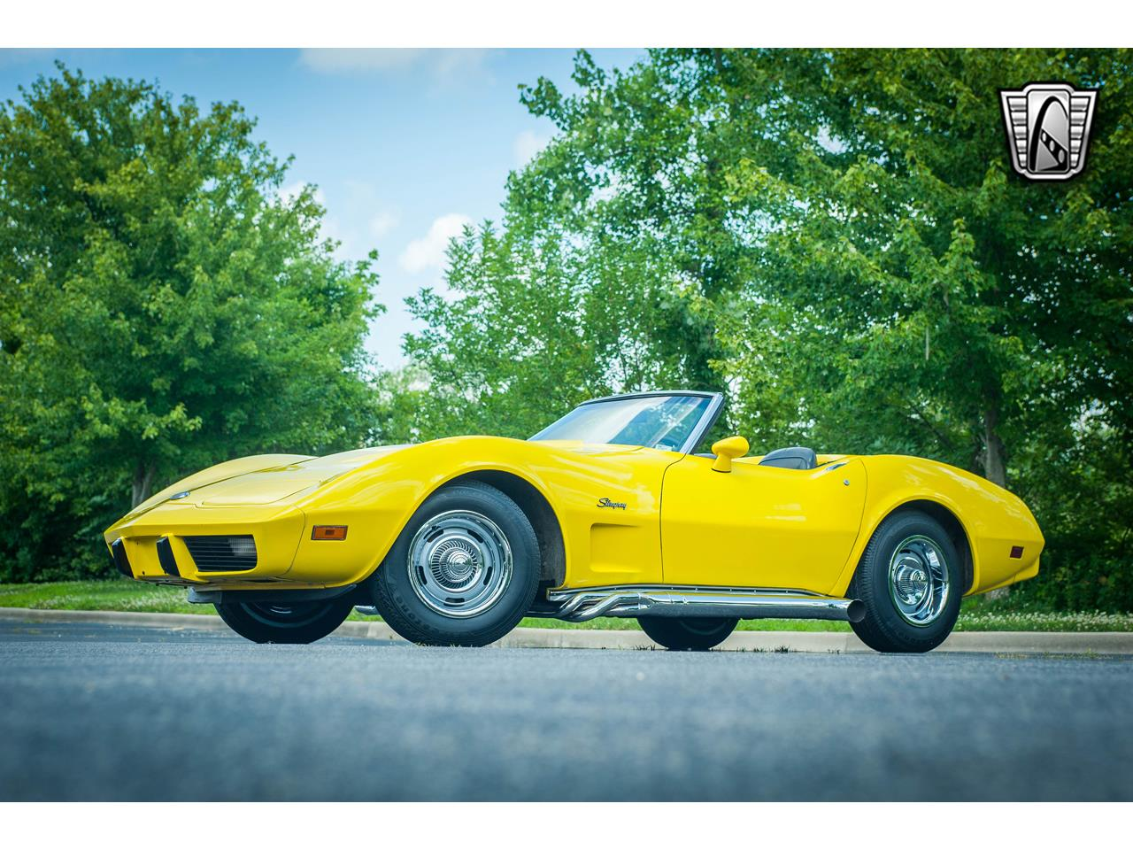 1975 Chevrolet Corvette for sale in O'Fallon, IL – photo 23