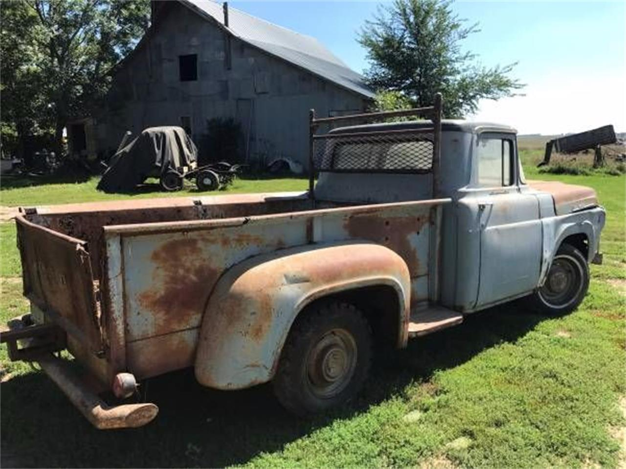 1958 Ford F100 for sale in Cadillac, MI – photo 5