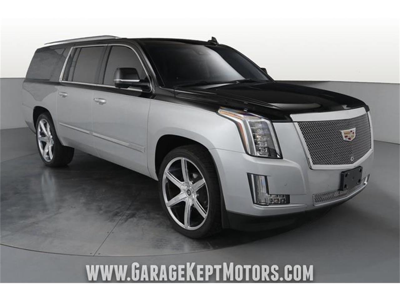 2015 Cadillac Escalade for sale in Grand Rapids, MI – photo 62