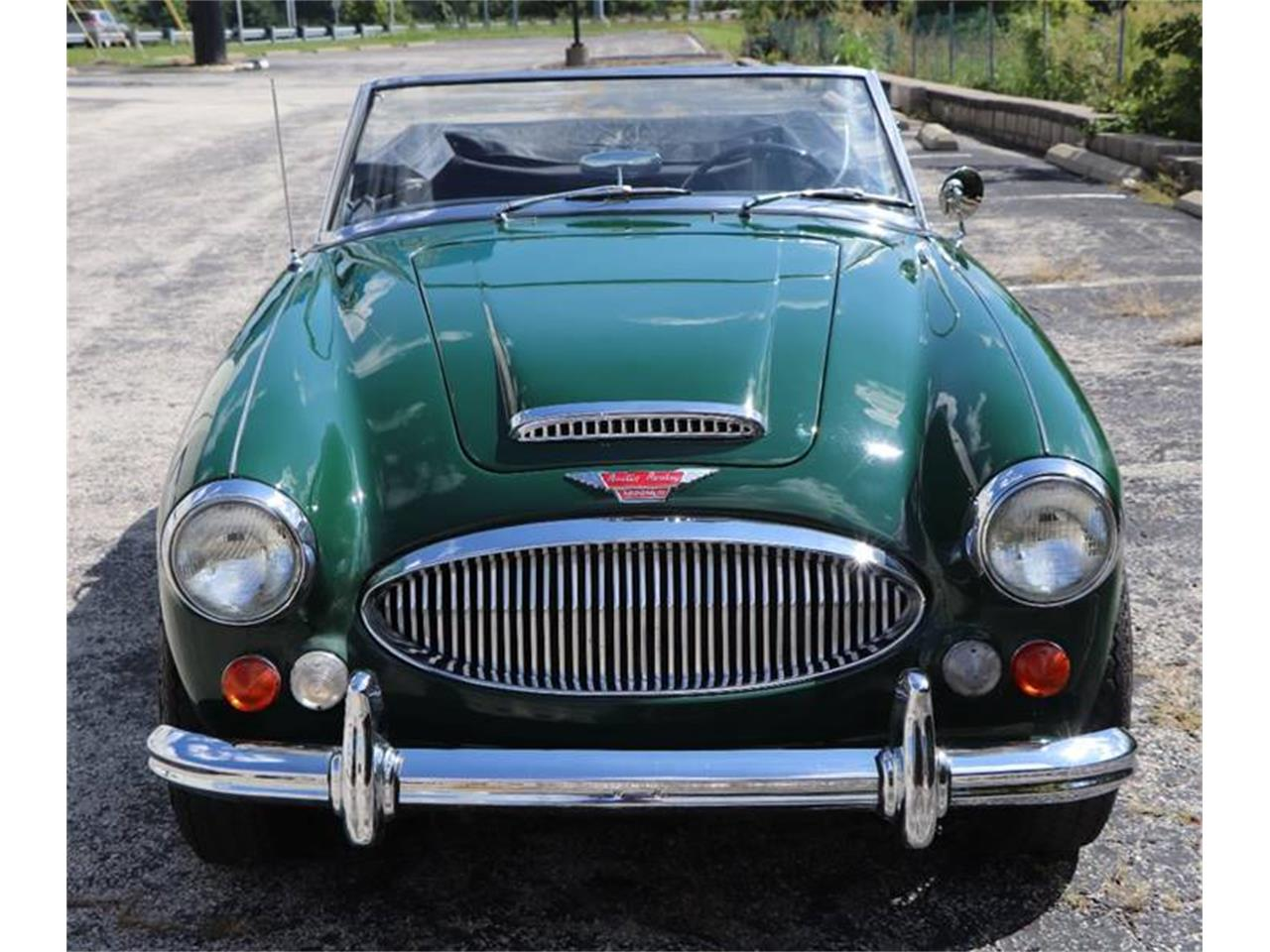 1967 Austin-Healey 3000 Mark III BJ8 for sale in St Louis, MO – photo 3