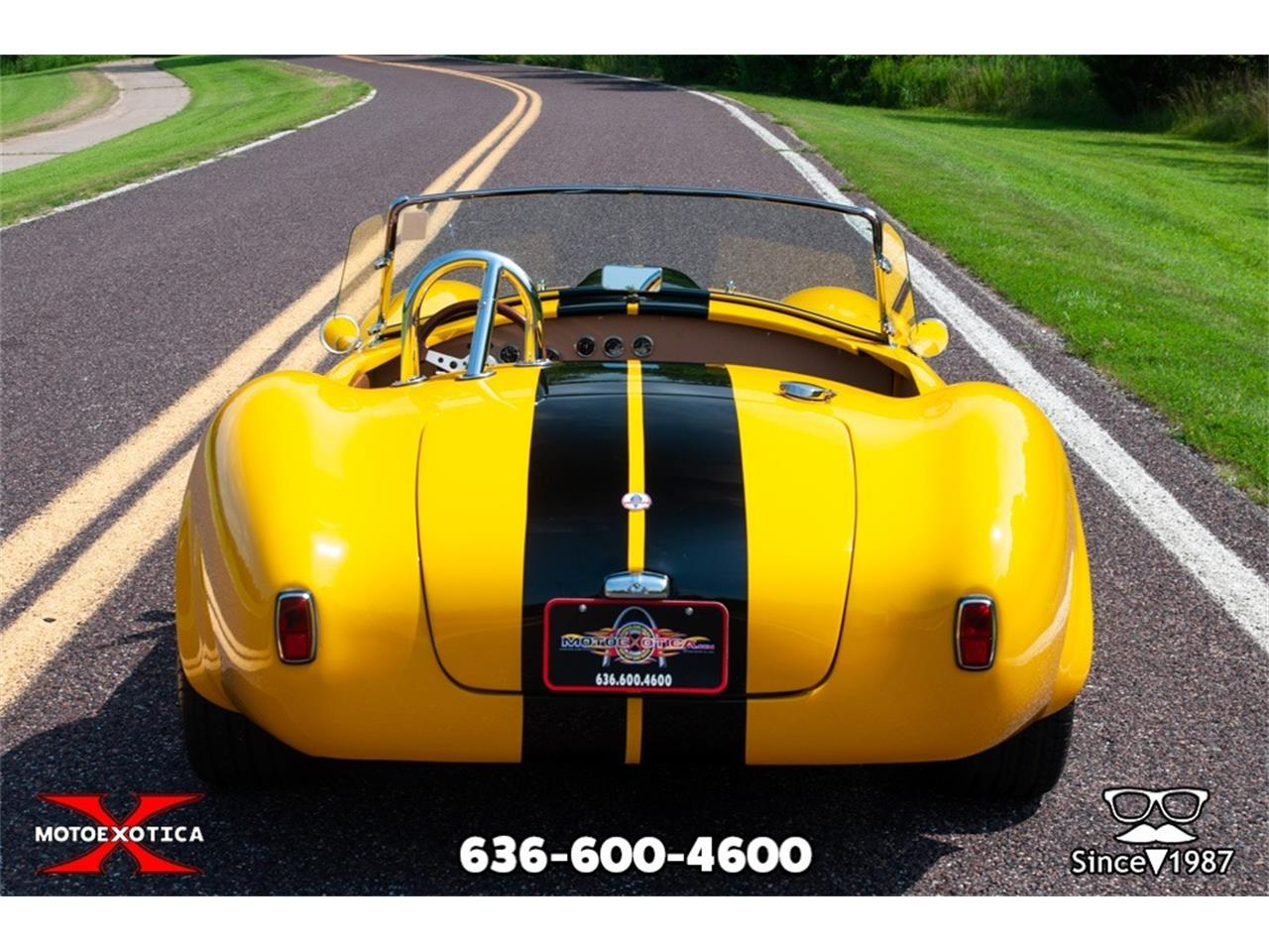 2003 Special Construction Cobra Replica for sale in St. Louis, MO – photo 9