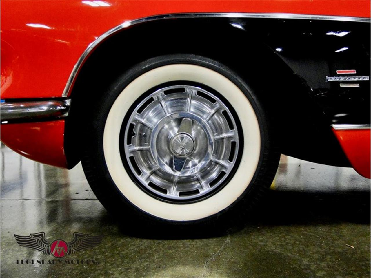 1961 Chevrolet Corvette for sale in Beverly, MA – photo 65