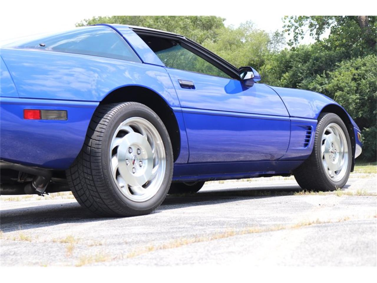 1995 Chevrolet Corvette for sale in Alsip, IL – photo 27