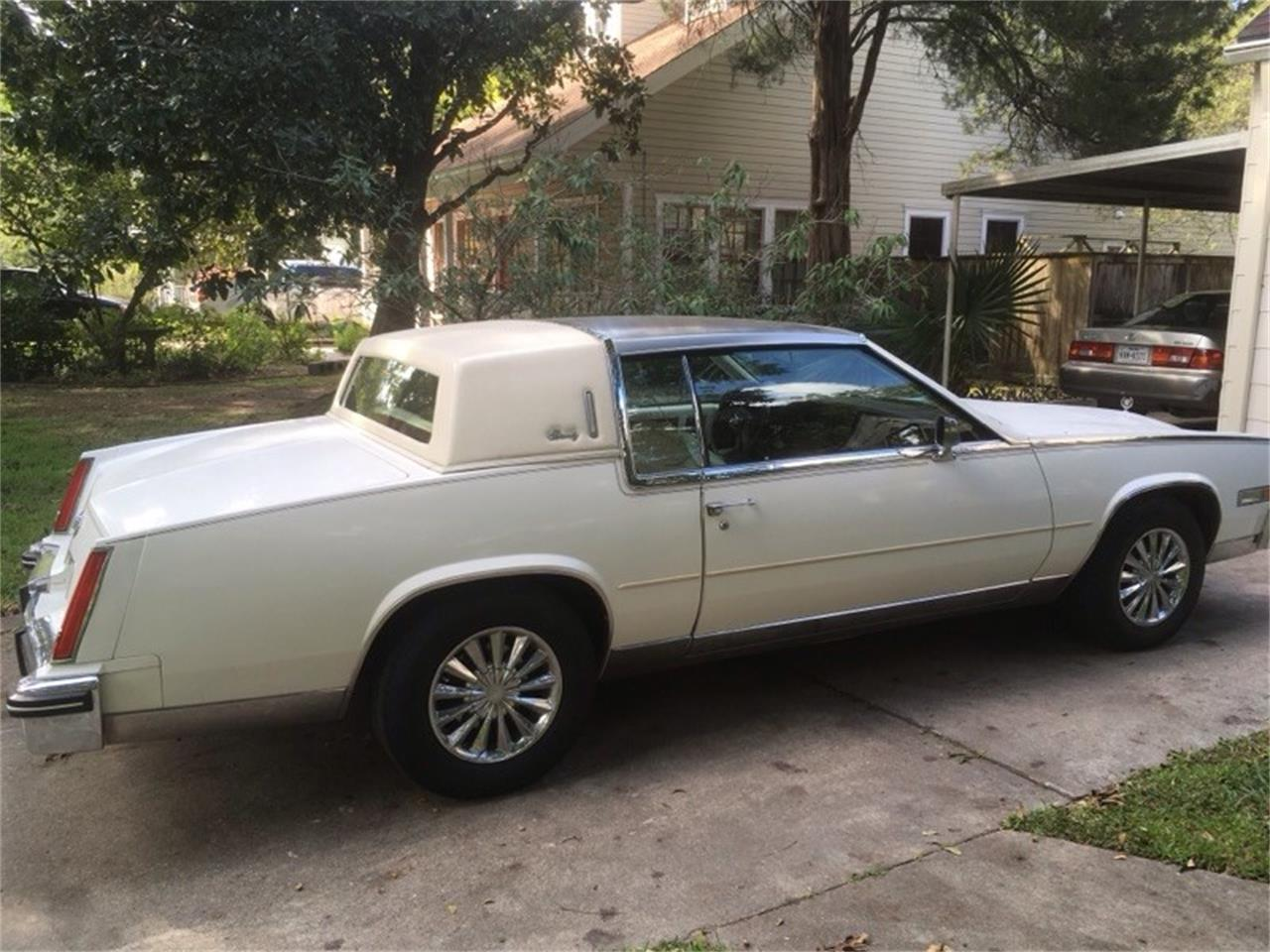 1985 Cadillac Eldorado Biarritz for sale in Houston, TX – photo 6