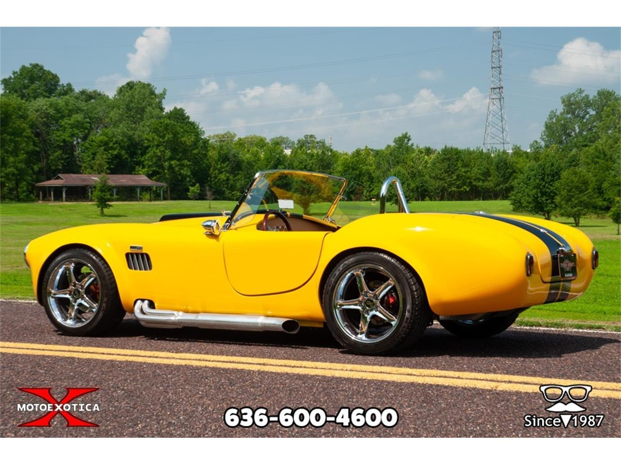 2003 Special Construction Cobra Replica for sale in St. Louis, MO – photo 6