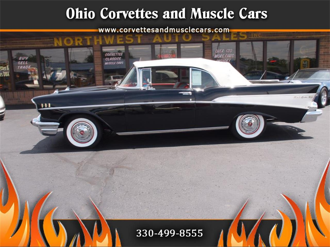 1957 Chevrolet Bel Air for sale in North Canton, OH