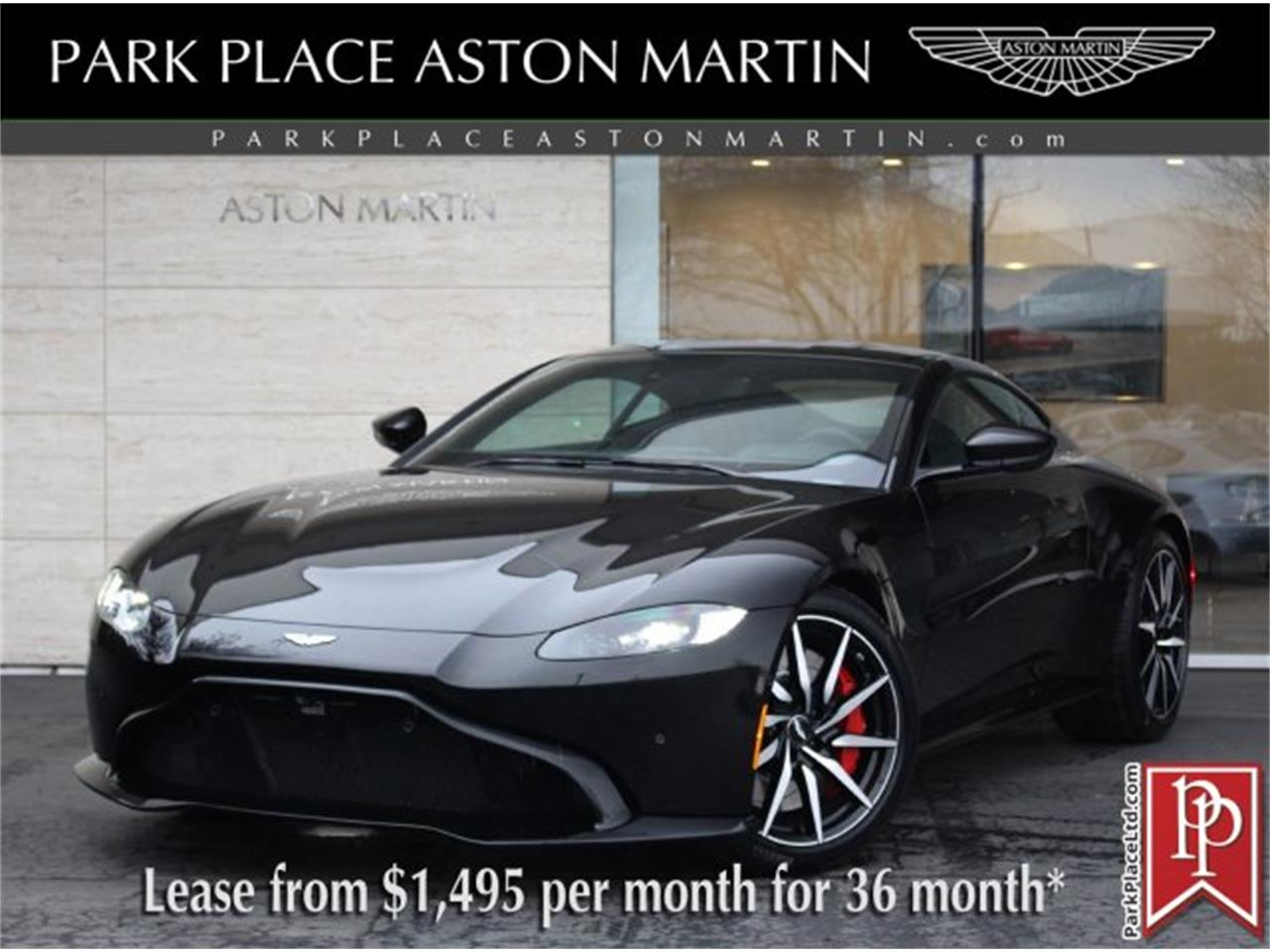 2019 Aston Martin Vantage for sale in Bellevue, WA