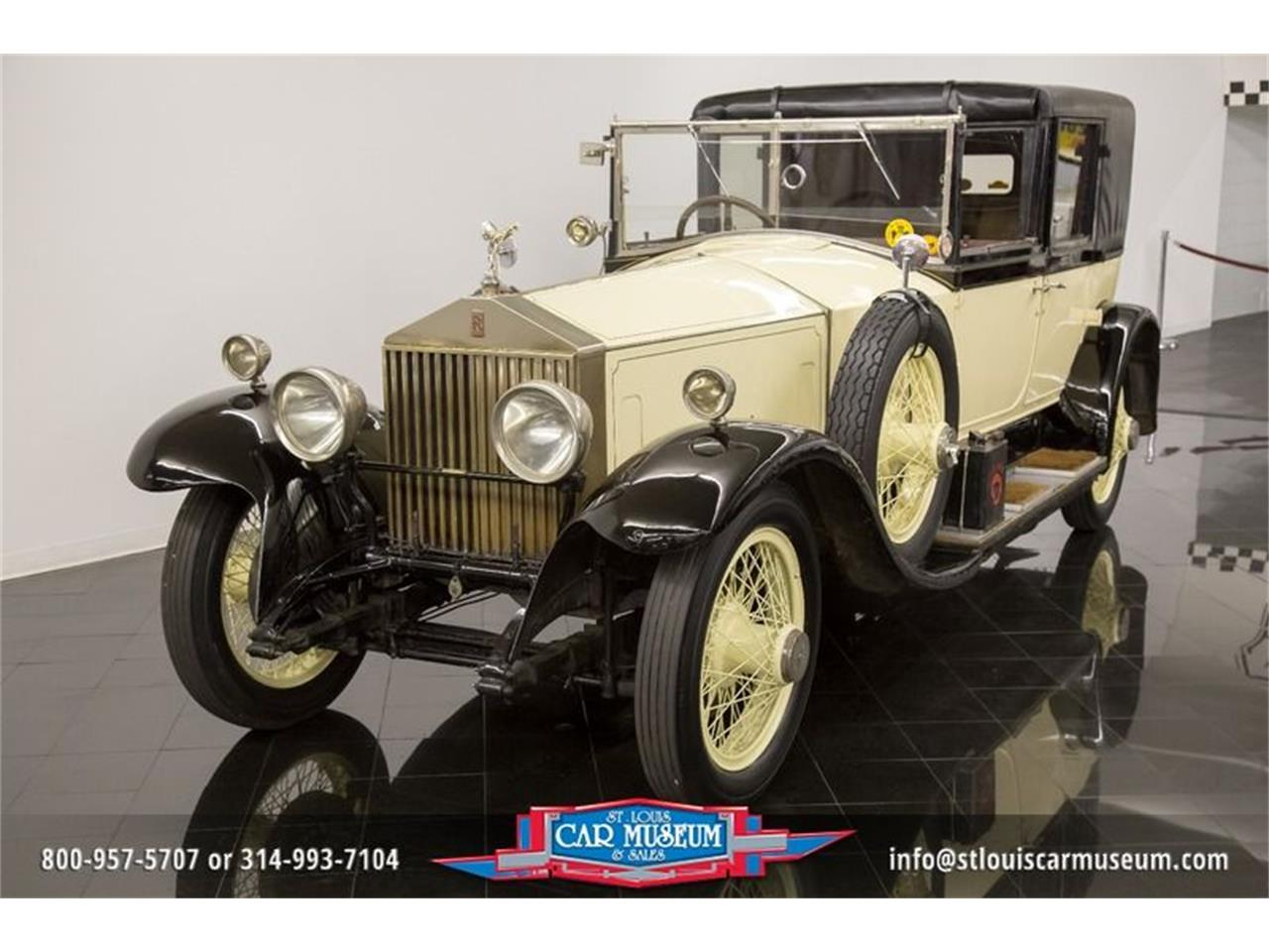 1926 rolls royce phantom i for sale in st louis mo classiccarsbay com classiccarsbay