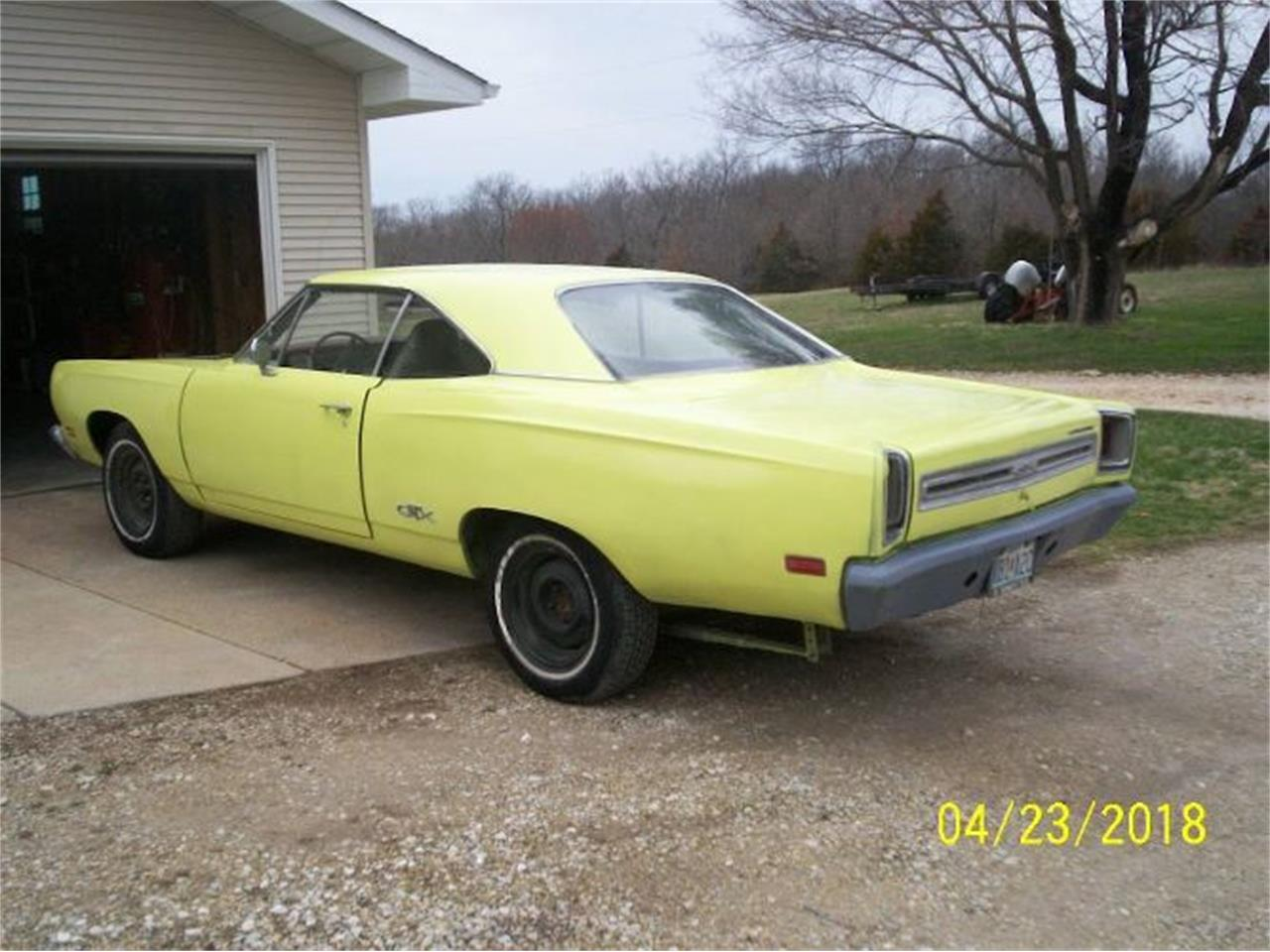 1969 Plymouth GTX for sale in Cadillac, MI – photo 3