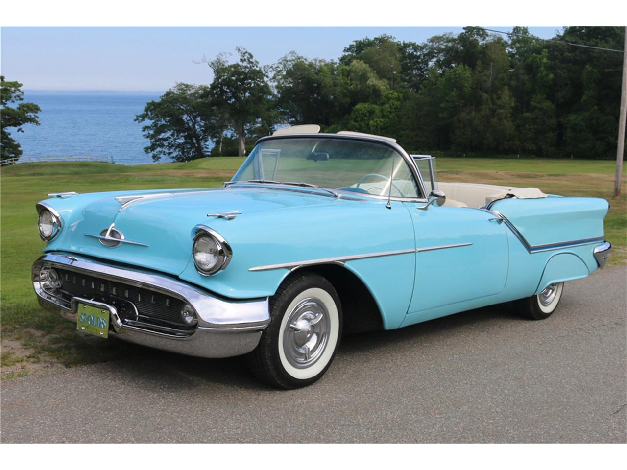 1957 Oldsmobile Rocket 88 for sale in West Palm Beach, FL