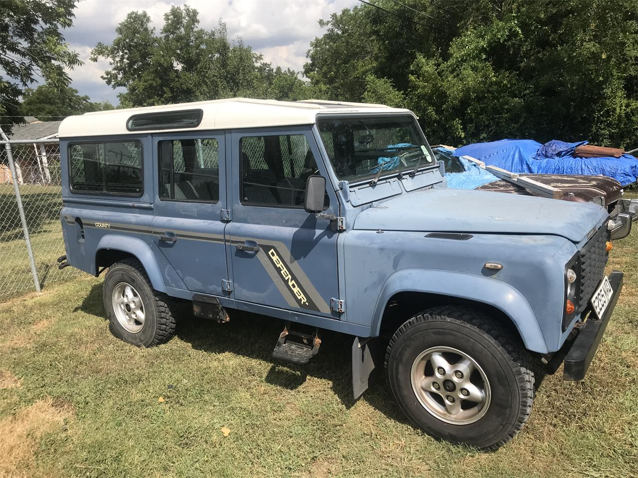 1988 Land Rover Defender For Sale In Waco, TX