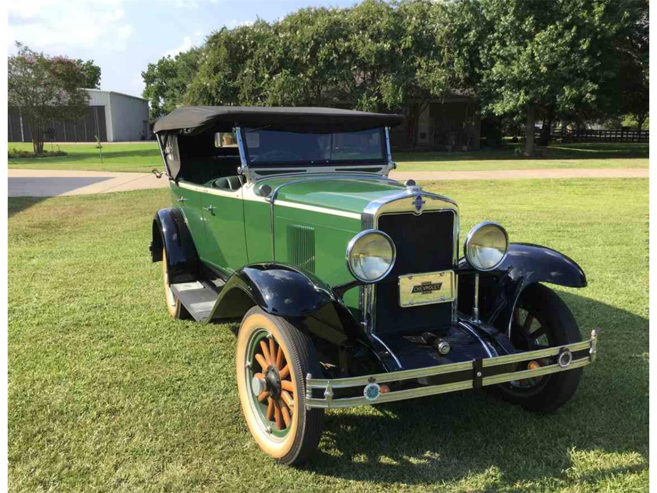 1930 Chevrolet Touring for sale in Richmond, TX