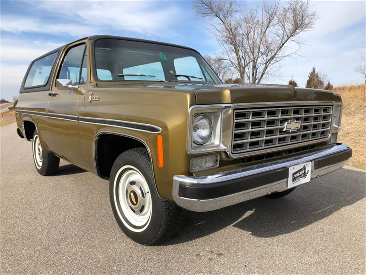1976 Chevrolet Blazer for sale in Lincoln, NE – photo 3