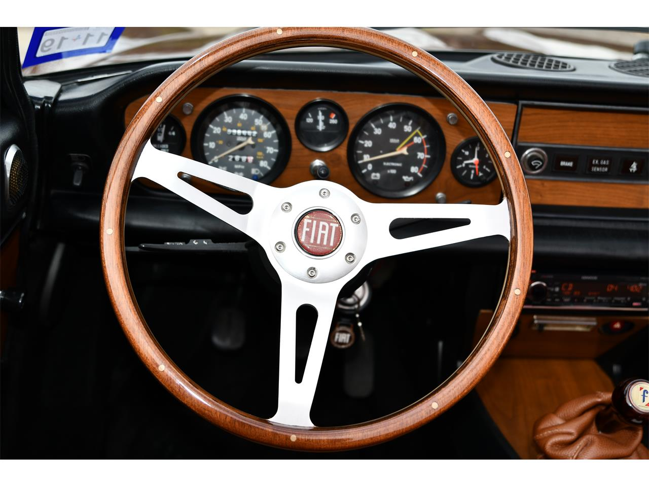 1982 Fiat Spider for sale in Spicewood, TX – photo 14