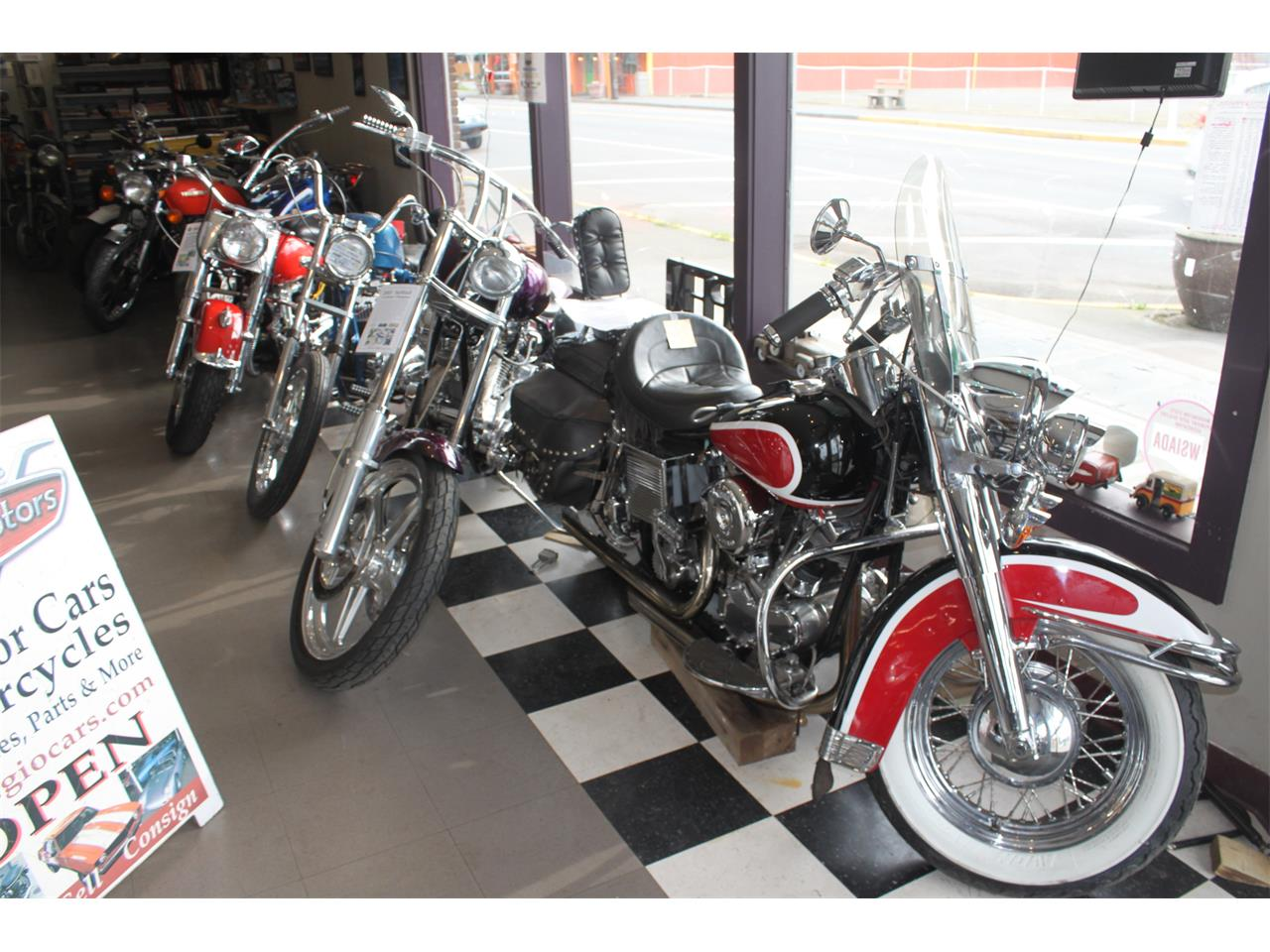 1950 Harley-Davidson Motorcycle for sale in Carnation, WA – photo 23