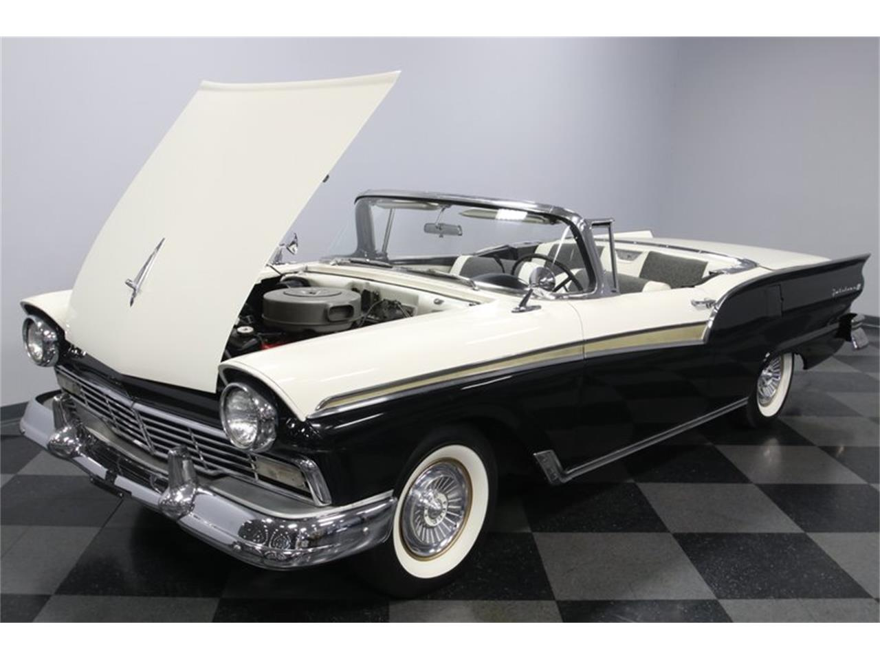 1957 Ford Skyliner for sale in Concord, NC – photo 39