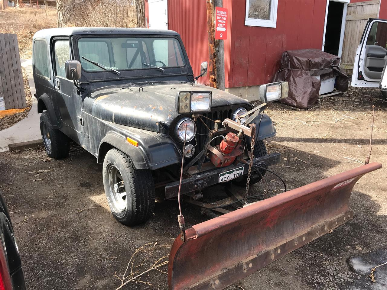 1984 Jeep CJ7 for sale in Arvada, CO – photo 2