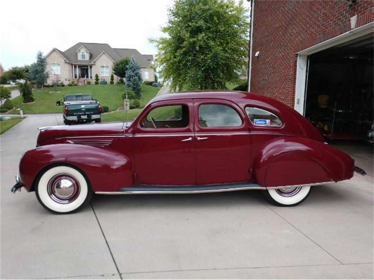 1938 Lincoln Zephyr for sale in Cadillac, MI