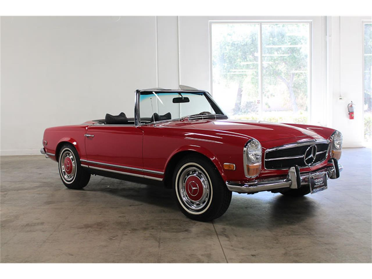 1970 Mercedes-Benz 280SL for sale in Fairfield, CA – photo 21