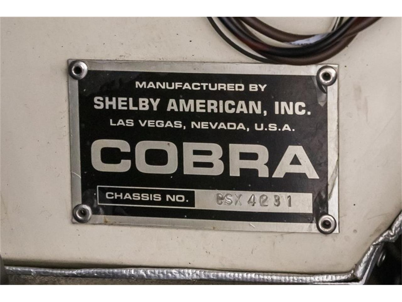 1965 Shelby Cobra for sale in Plymouth, MI – photo 43