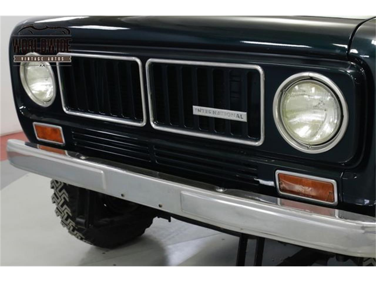 1973 International Scout for sale in Denver , CO – photo 18