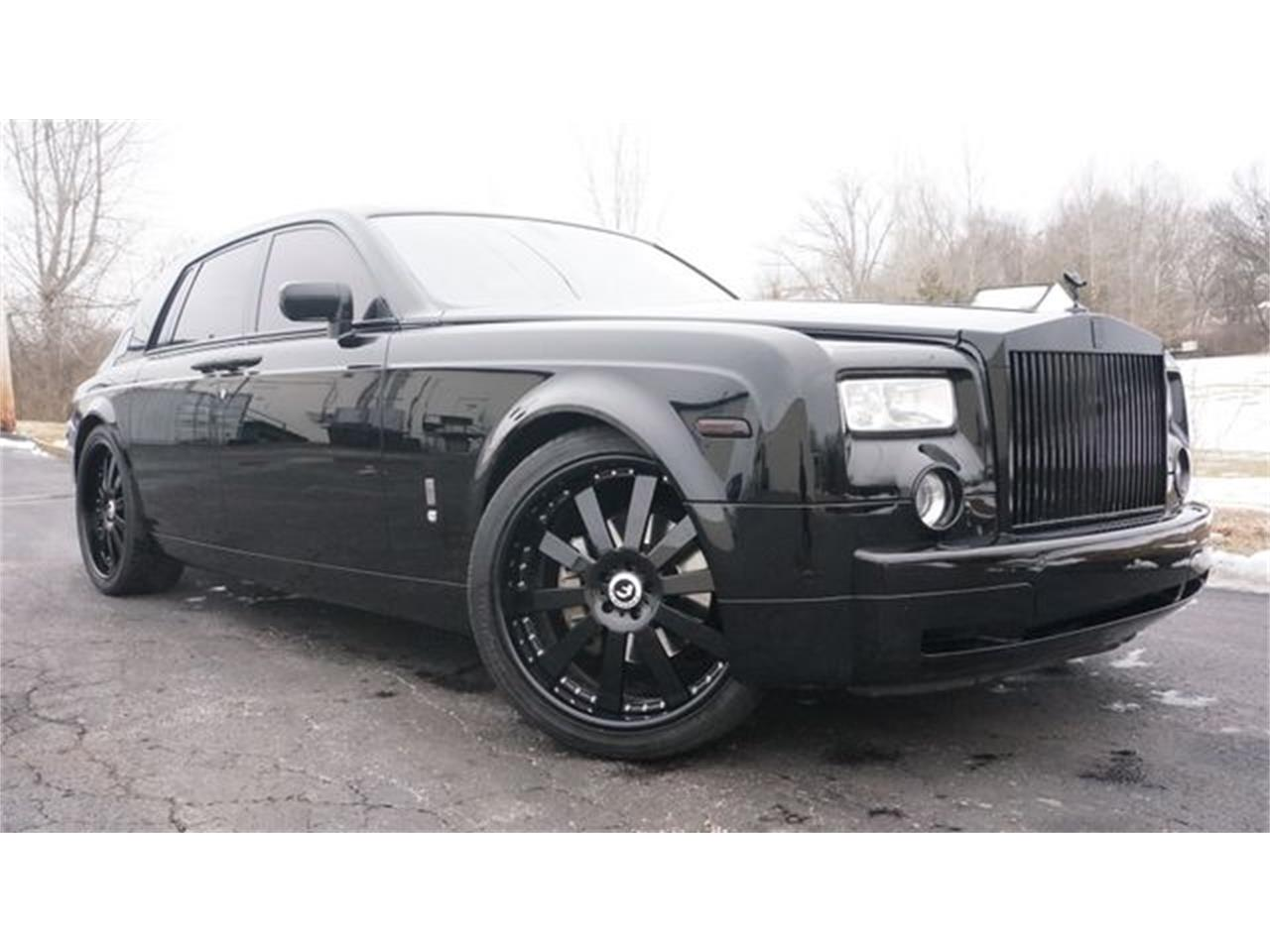 2006 Rolls-Royce Phantom for sale in Valley Park, MO – photo 18