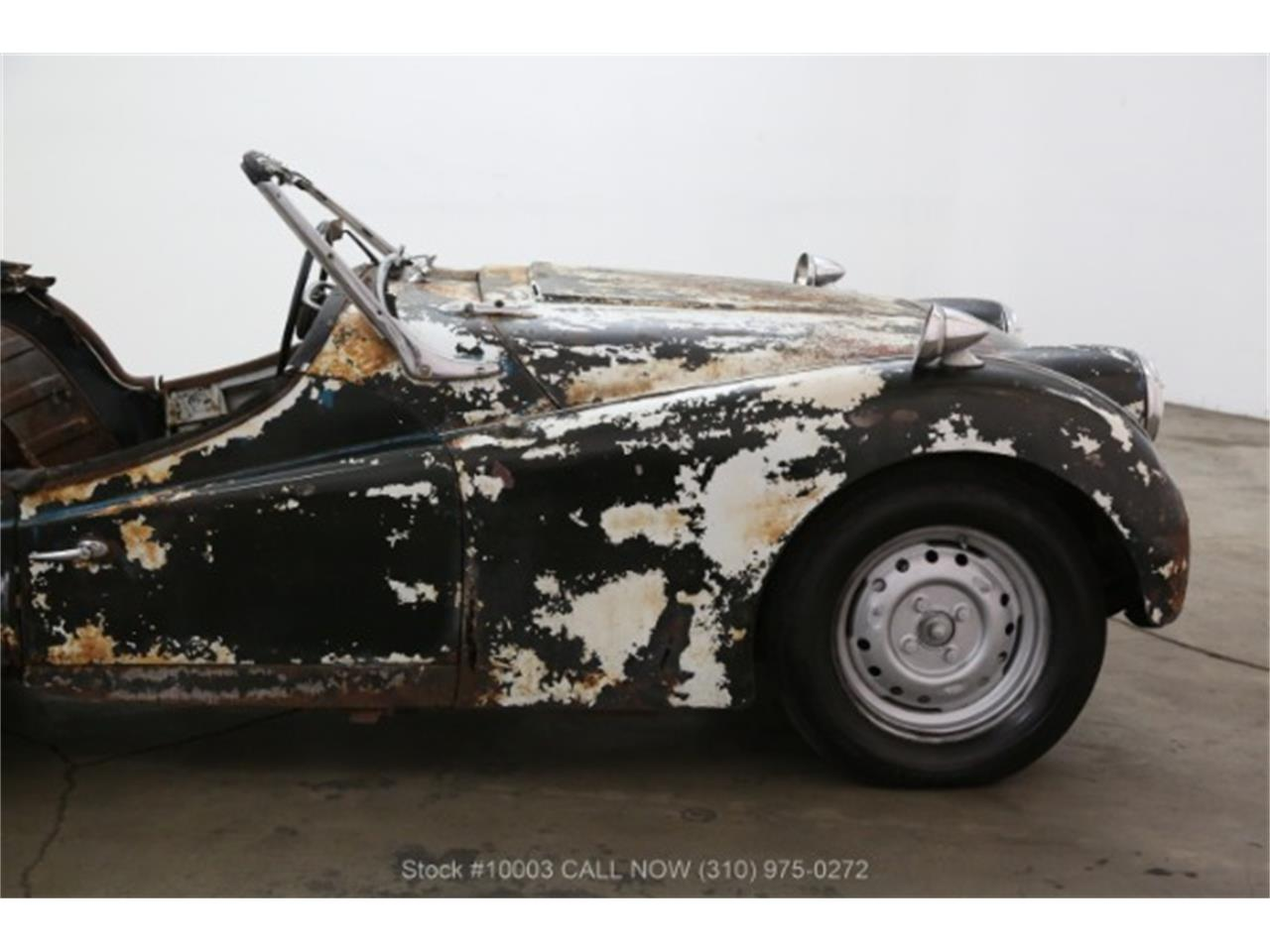 1960 Triumph TR3A for sale in Beverly Hills, CA – photo 11