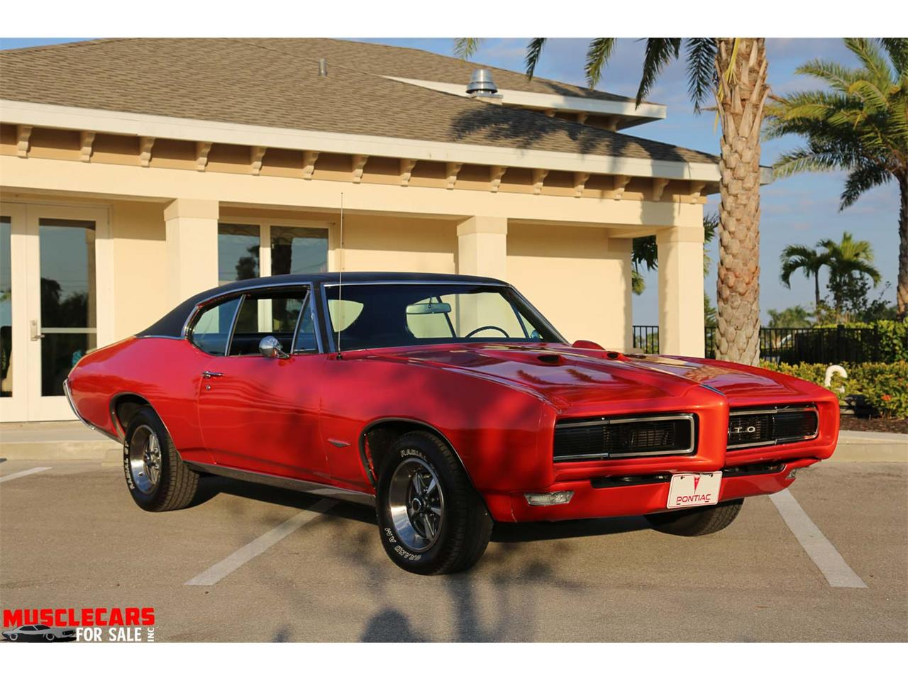 1968 Pontiac GTO for sale in Fort Myers, FL – photo 67