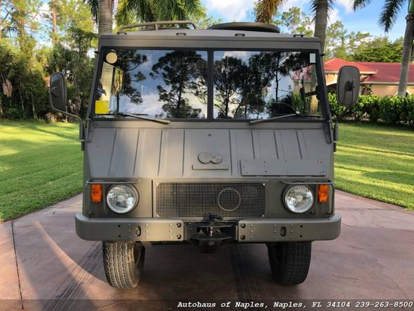 1977 Steyr Puch Pinzgauer 712K 6x6 Hard top! Very rare, Hard to find v for sale in Naples, FL – photo 8