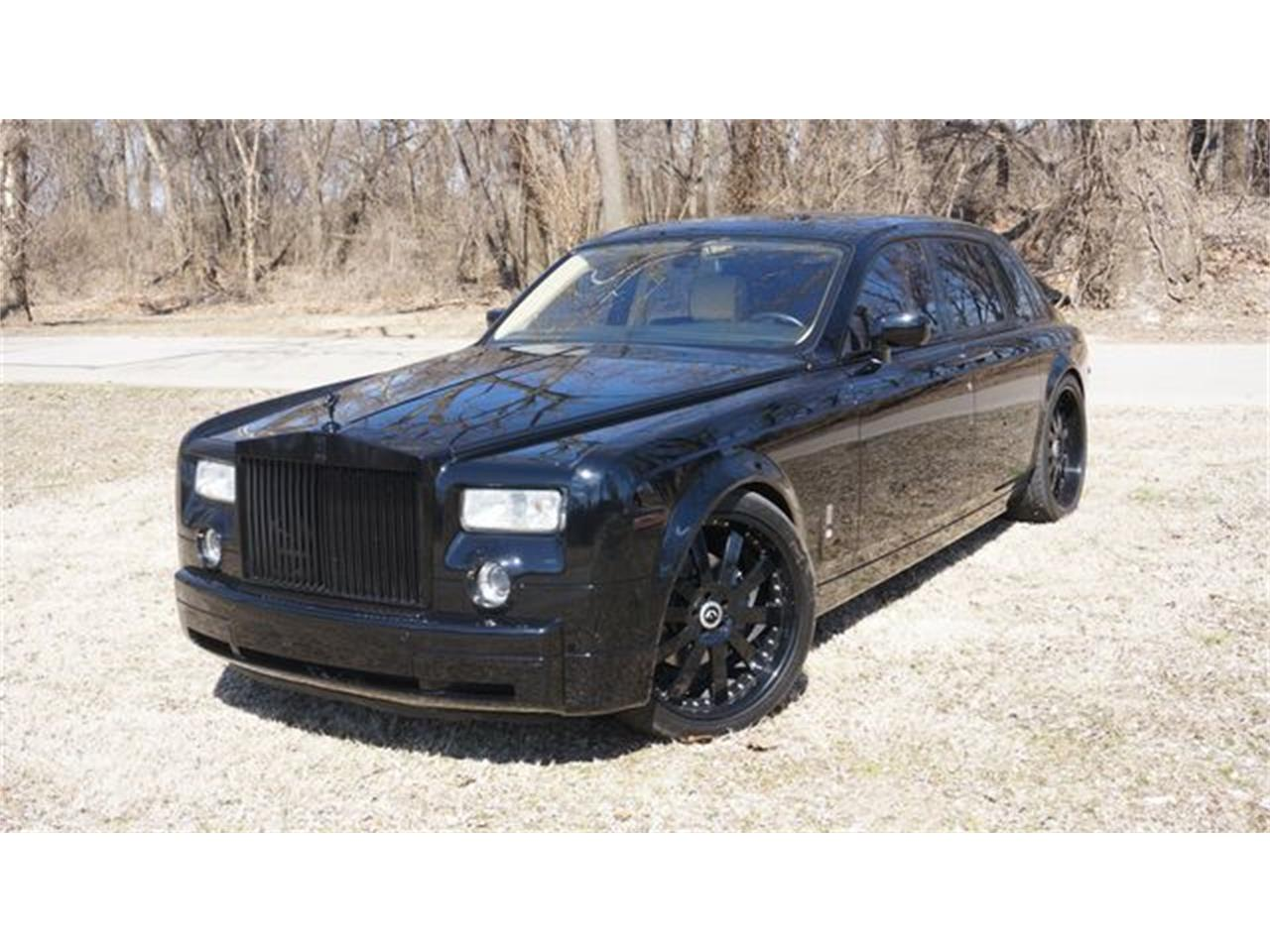 2006 Rolls-Royce Phantom for sale in Valley Park, MO – photo 2