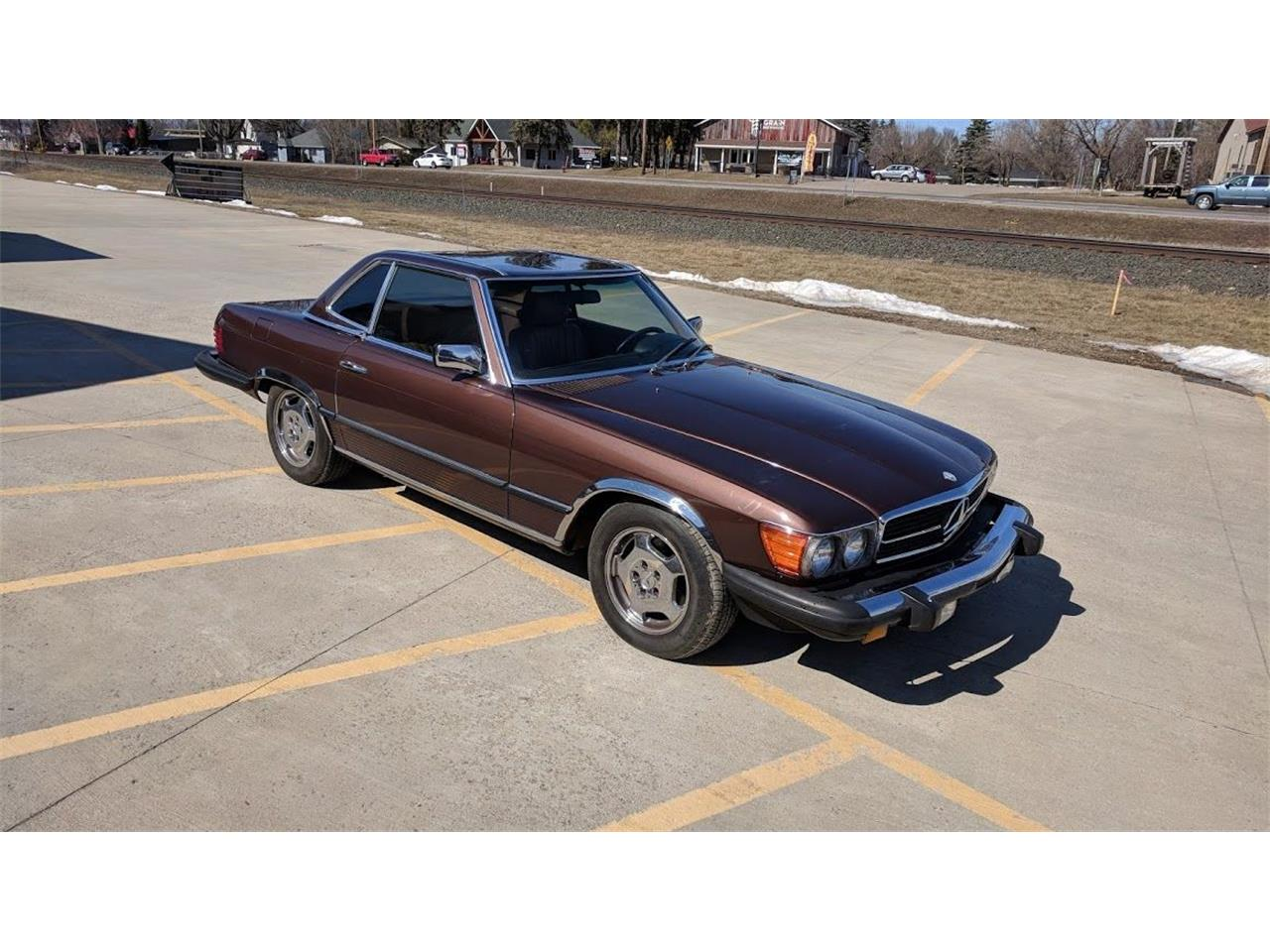 1981 Mercedes-Benz 380 for sale in Annandale, MN – photo 4