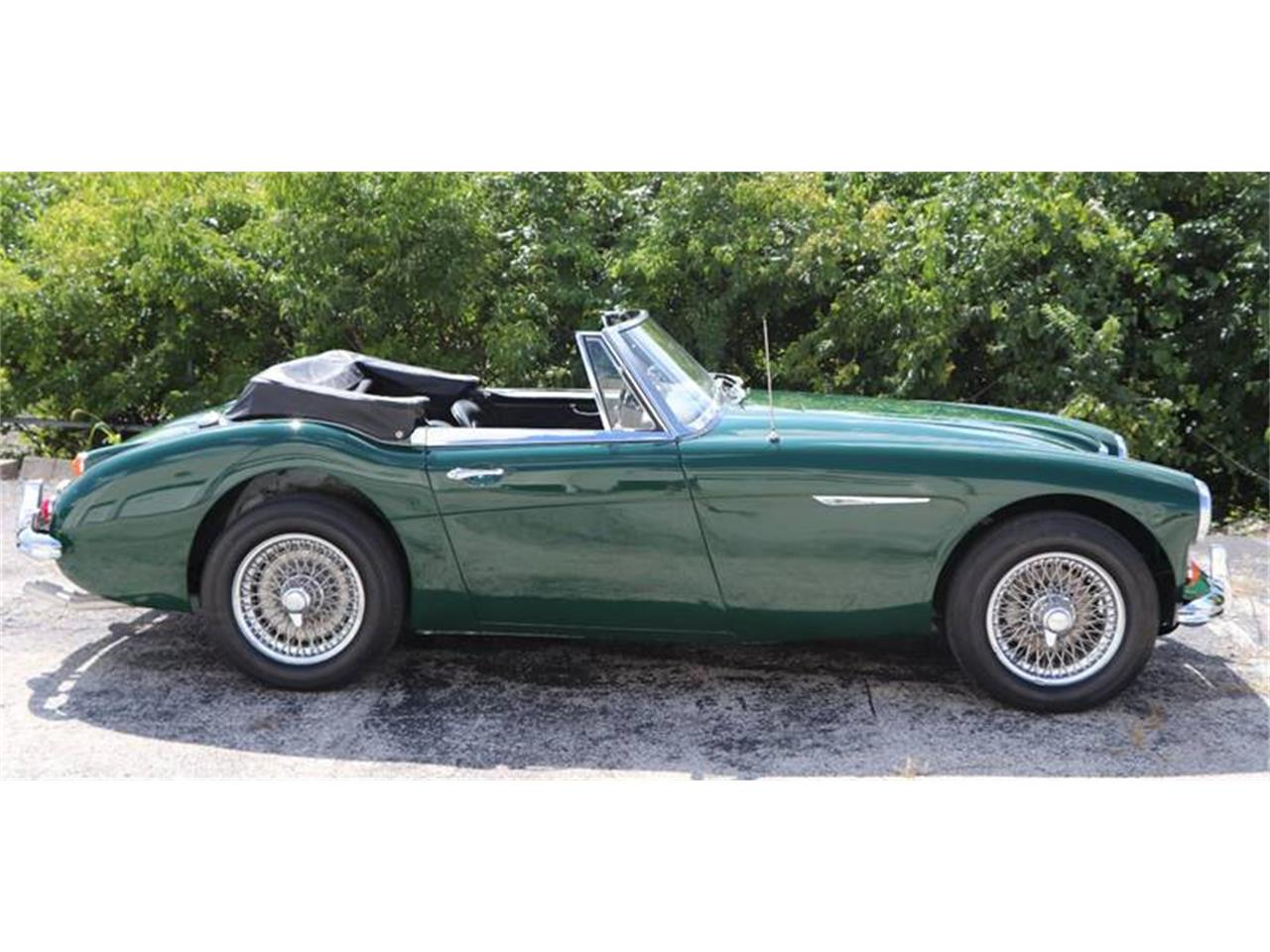 1967 Austin-Healey 3000 Mark III BJ8 for sale in St Louis, MO – photo 2