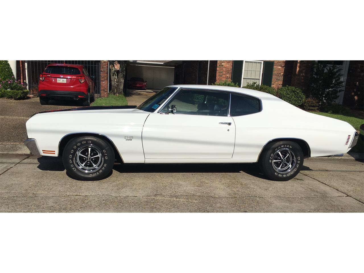1970 Chevrolet Chevelle SS for sale in Metairie, LA