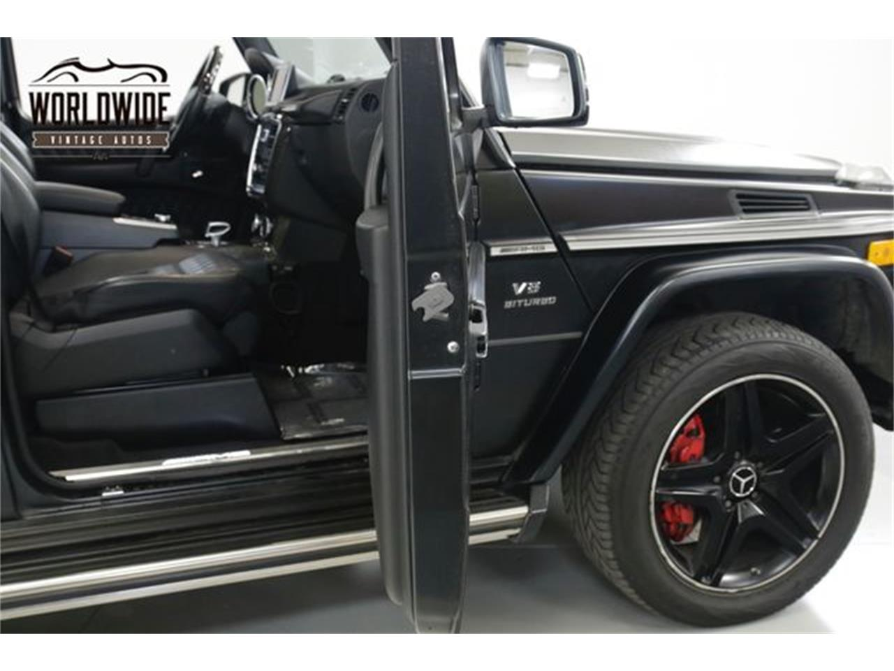 2014 Mercedes-Benz G63 for sale in Denver , CO – photo 42