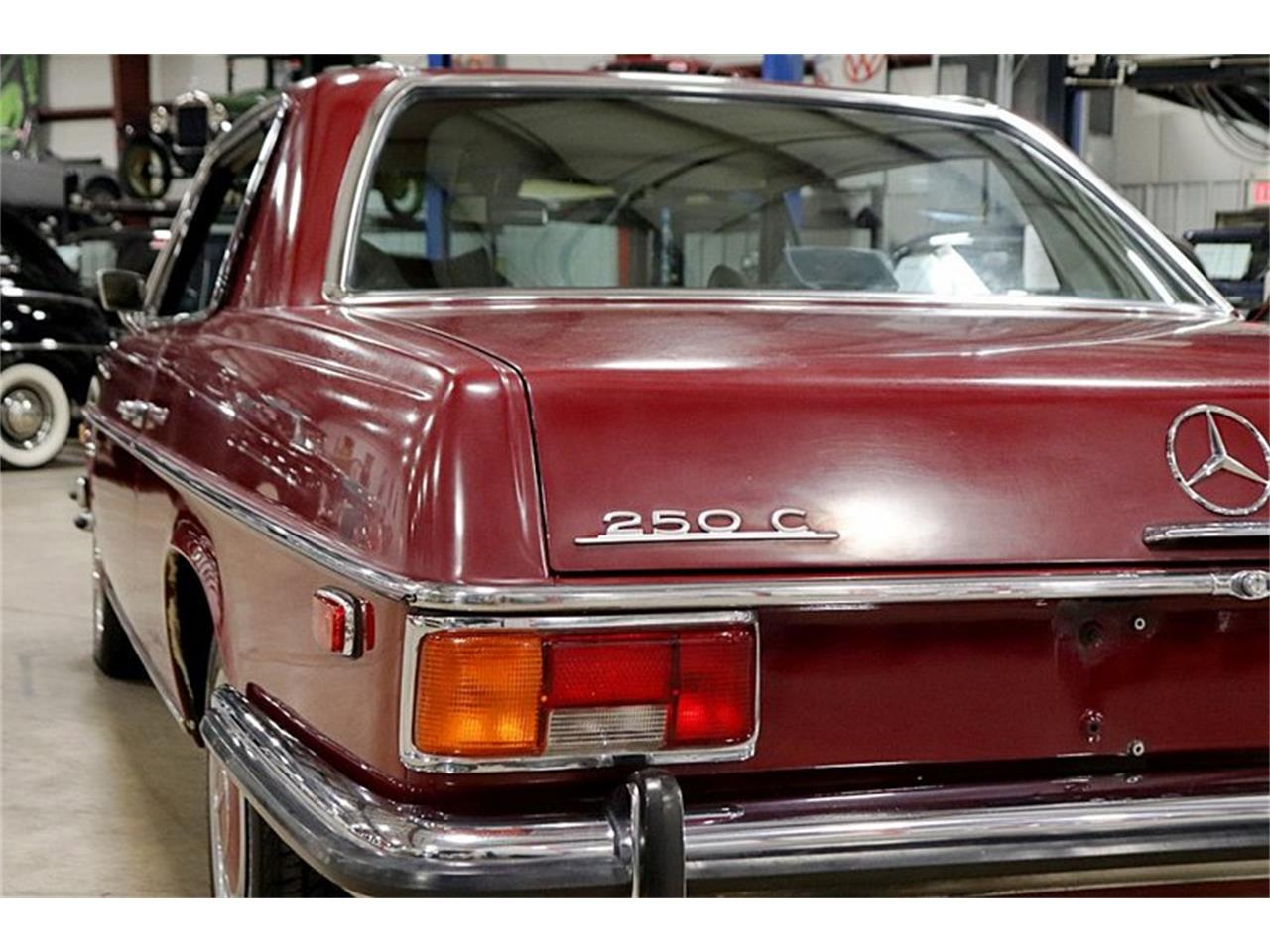 1971 Mercedes-Benz 250C for sale in Kentwood, MI – photo 48